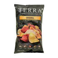 Terra Real Vegetable Chips Original Sea Salt 170 g