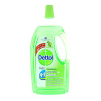 Dettol 4In1 Green Apple Disinfectant Multi Action Cleaner 1.8L