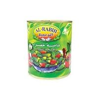 Al Rabih Okra In Tomato 800GR