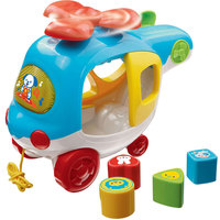 VTech Sort 'N' Spin Helicopter - Arabic