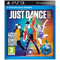 Sony PS3 Just Dance 2017