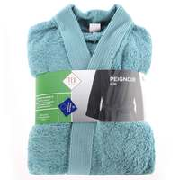 TEX Bathrobe S/M Dark Turquoise