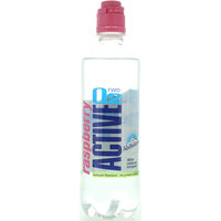 Active O2 Oxygen Water Raspberry 500ml
