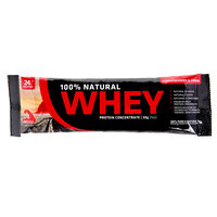 Whey Protein Concentrate Strawbberies & Cream 30G