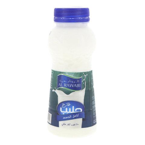 Al-Rawabi-Full-Cream-Fresh-Milk-250ml