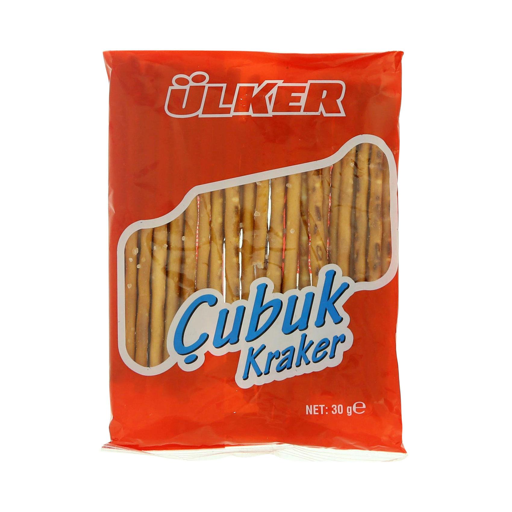 ULKER CUBUK STICK CRAKERS 30GR
