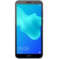 Huawei Y5 Prime 2018 Dual Sim 4G 16GB Arabic Blue