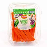 Del Monte Peeled Carrot Sticks 250g