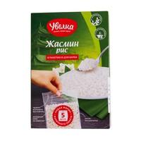 Uvelka Jasmine Rice In Bags 80gx5