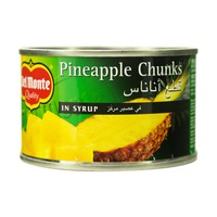Del Monte Pineapple Chunks In Syrup 235g