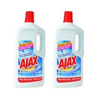 Ajax Floor Detergent Frais 2L X2 20% Offer
