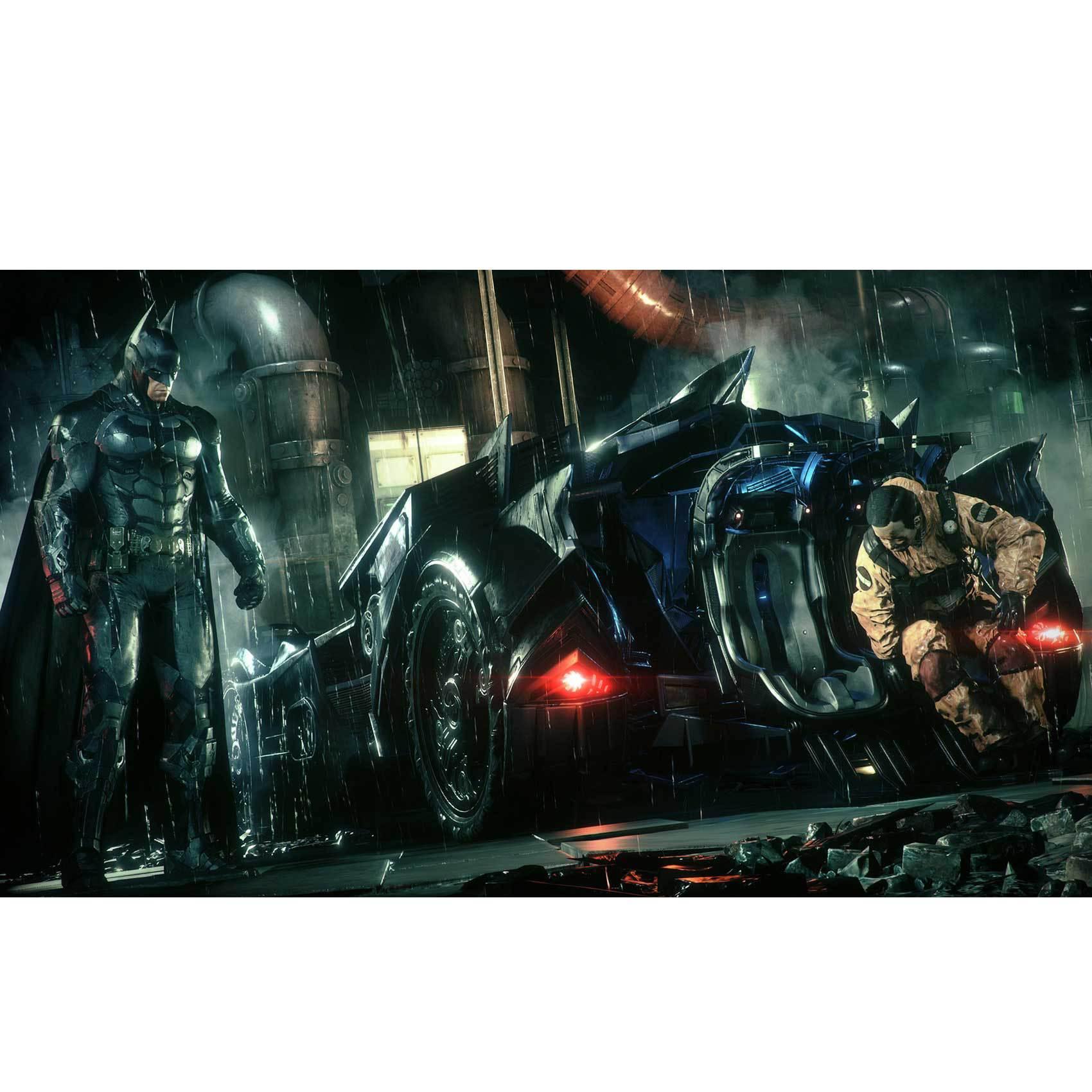 SONY PS4 BATMAN: ARKHAM KNIGH GO SP