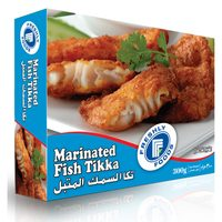 Freshly Foods Marinated Fish Tikka 300g