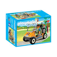 Playmobil Zookeeper's Cart 6636