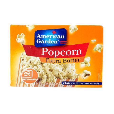 American-Garden-Popcorn-Extra-Butter-273g
