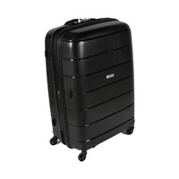 Travel House Hard Luggage Pp Size 28 Inch Black