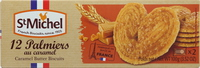 St. Michel Palmiers Caramel Butter Biscuits 100g