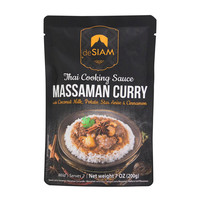 deSIAM Thai Cooking Sauce Massaman Curry 200g