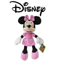Disney Plush Mickey Core Minnie 14""
