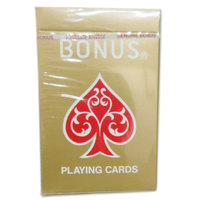 Bonus Playing Card  - Assorted