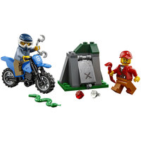 Lego City Police Off-Road Chase