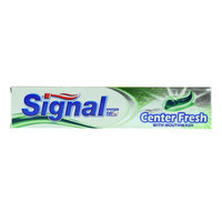 Signal Center Fresh With Mouthwash Toothpaste 120ml