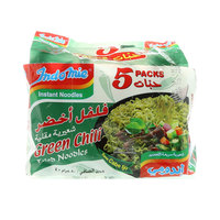 Indomie Green Chili Fried Noodles (5x80g)