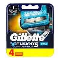 Gillette Fusion Proshield 4 Cartridges