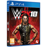 Sony PS4 WWE 2K18