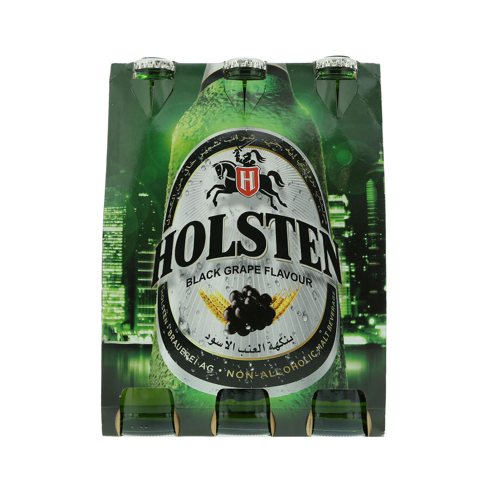 HOLSTEN BLACK GRAPE 330MLX6