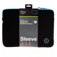 "Aiino MacBook Sleeve Antishock 13"""" Blue"