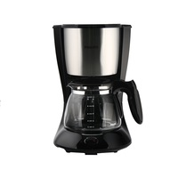 PHILIPS Coffee Maker HD7457 1.2 Liter Stainless Steel