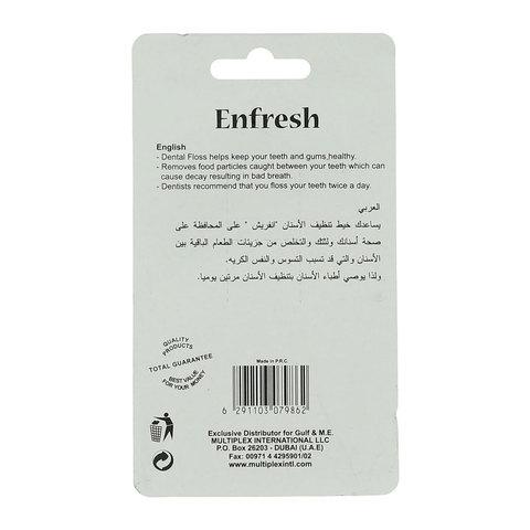 Enfresh-Mint-Waxed-Dental-Floss-50M