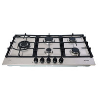 Brandt Built-In Gas Hob TE1590X