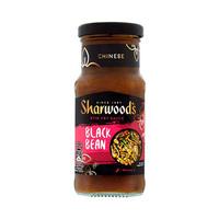Sharwoods Black Bean Stir Fry Sauce 195GR