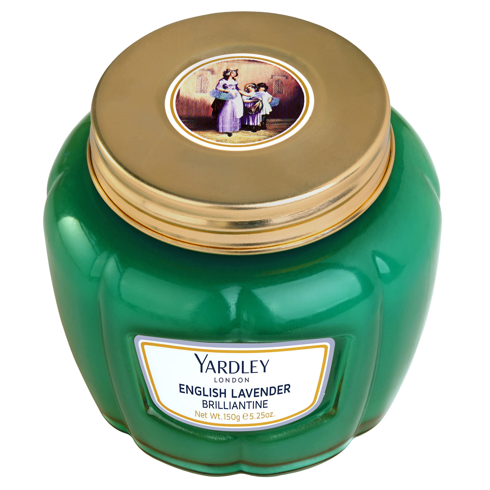 YARDLEY BRILLIANTINE LAVENDER 150GM