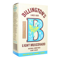 Billington's Light Muscovado Sugar 500g