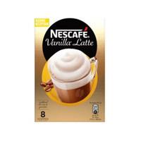 Nescafe Cappuccino Vanilla Gold 18.5GR 8 Sticks