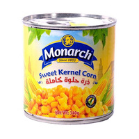 Monarch Whole Corn 340GR