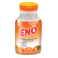 Eno Fruit Salt Orange Flavor 150G