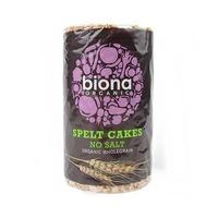 Biona Spelt Cakes Organic 100GR