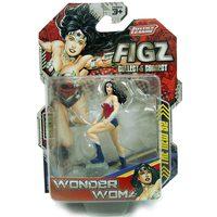 Justice League Figz Collect N Build Wonder Woman Action Figure
