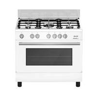 MASTERgas Gas Cooker MG690JF 90 Cm White