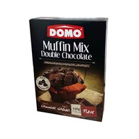 Domo Muffin Mix Double Chocolate 336GR