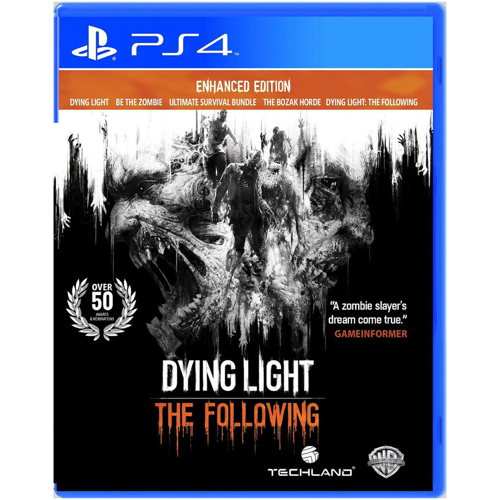 SONY PS4 DYING LIGHT: TFE EDITION