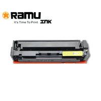 رامو خرطوشة حبر ليزرية متوافقة مع إتش بي CF412A/CRG046 لون أصفر