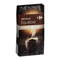 Carrefour Coffee Pure Arabica Moulu 250 Gram