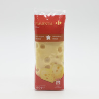 Carrefour French Emmental Cheese 250 g