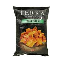 Terra Real Vegetable Chips Sweet Potato No Salt Added 170g