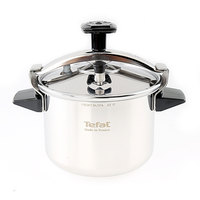 Tefal Authentic Pressure Cooker 6L Steel